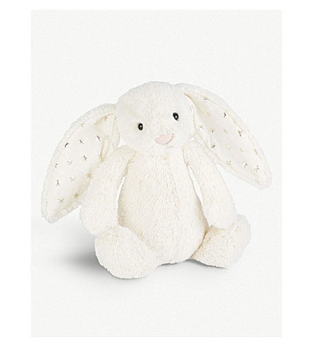 JELLYCAT Bashful twinkle bunny small soft toy 18cm