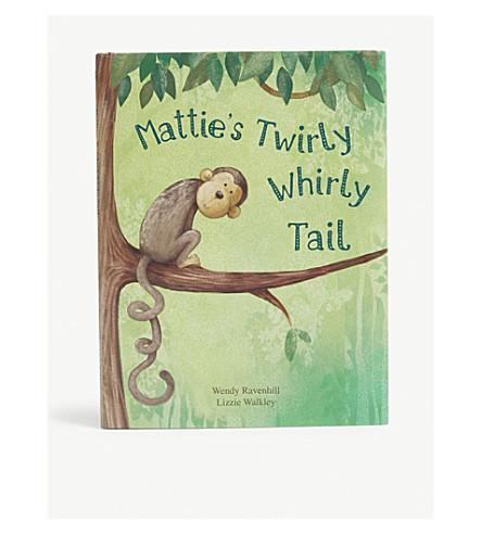 JELLYCAT 玛蒂的慌慌张张回旋尾故事书