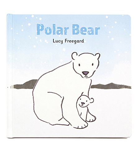 JELLYCAT Polar Bear board picture book