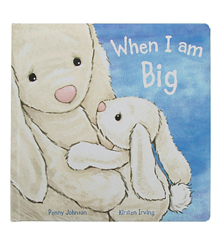 JELLYCAT When I Am Big story book
