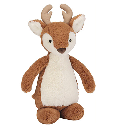 JELLYCAT Bobkin reindeer medium soft toy