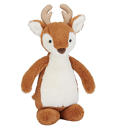 JELLYCAT Bobkin reindeer small soft toy