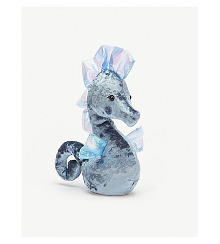 JELLYCAT 珊瑚美眉海马柔和玩具22厘米