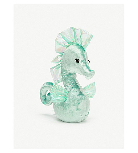 JELLYCAT Coral Cuties sea horse soft toy 22cm