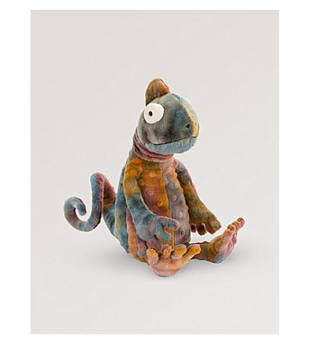 JELLYCAT 科林的变色龙柔和玩具