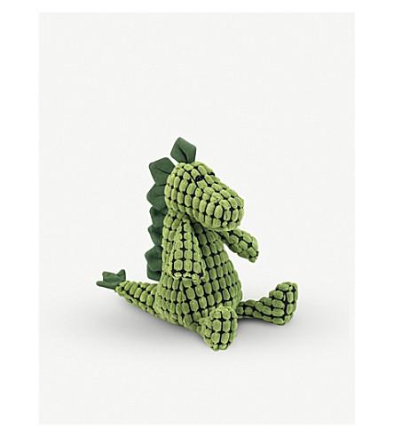 JELLYCAT Dino Doppy dinosaur soft toy 23cm