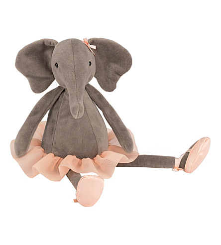 JELLYCAT Darcey dancing elephant 33cm