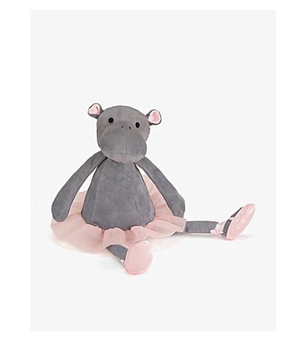 JELLYCAT Darcey dancing Hippo 33cm
