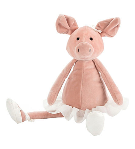 JELLYCAT Dancing darcey piglet soft toy