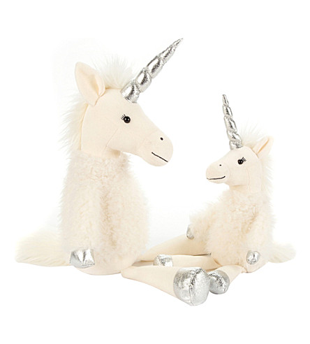 JELLYCAT Divine Unicorn large soft toy 45cm