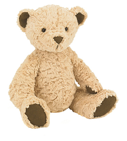 JELLYCAT Edward bear soft toy medium