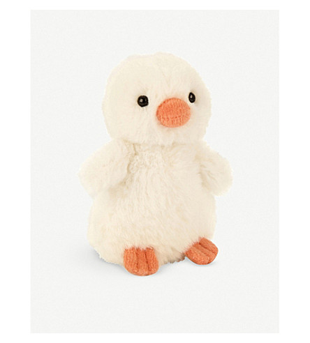 JELLYCAT Fluffy Chick soft toy 11cm