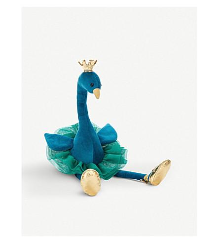 JELLYCAT Fancy peacock soft toy
