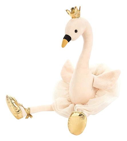 JELLYCAT Fancy swan soft toy