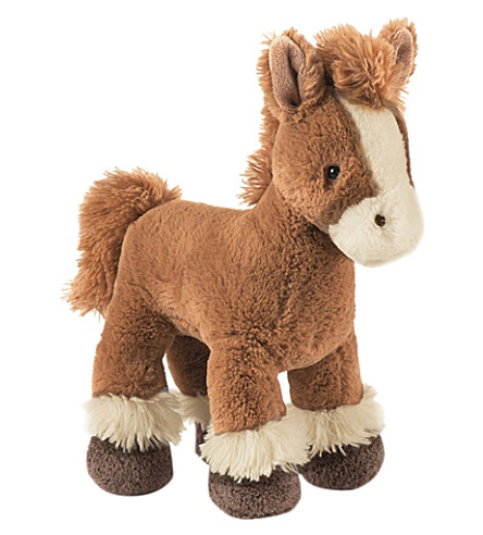 JELLYCAT Fabulous Frilly horse