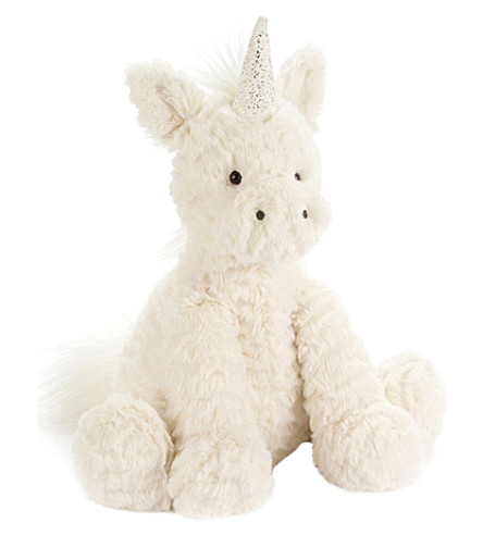 JELLYCAT Fuddlewuddle unicorn sofy toy 23cm