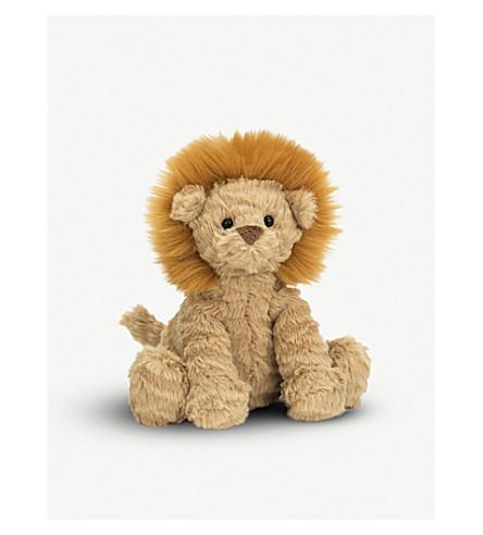 JELLYCAT Fuddlewuddle 小狮子毛绒玩具12厘米