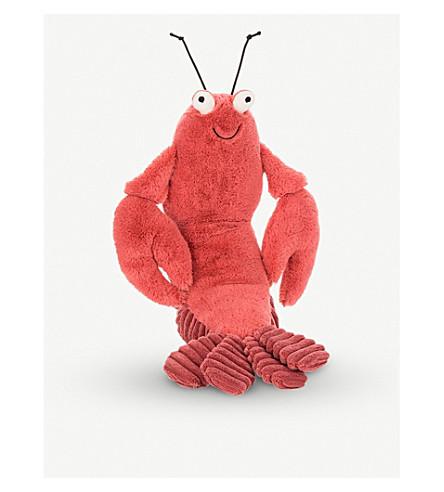 JELLYCAT Larry Lobster soft toy 27cm