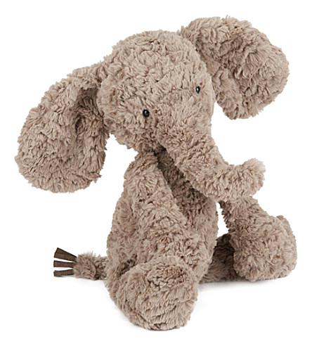 JELLYCAT Mumble elephant soft toy 41cm