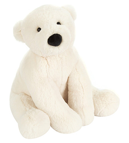JELLYCAT Perry polar bear medium soft toy
