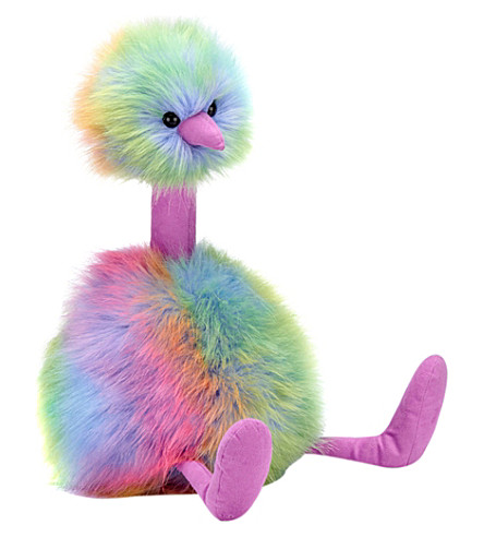 JELLYCAT Pompom rainbow soft toy large