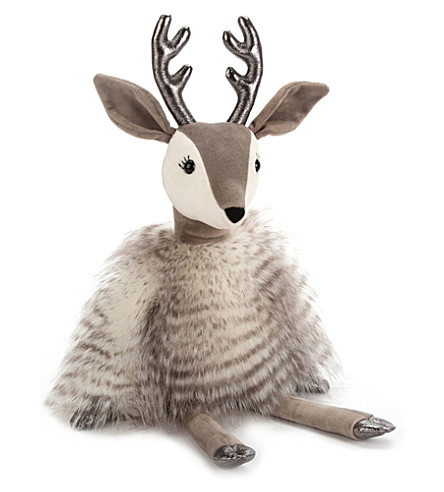 JELLYCAT Robyn reindeer large soft toy