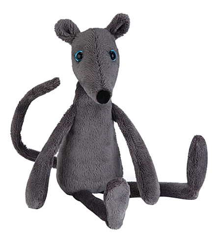 JELLYCAT Rumplekin Rat soft toy