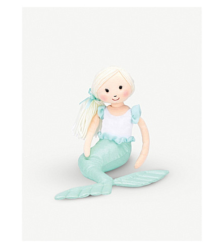 JELLYCAT Shellbelle Maddie mermaid soft toy 19cm