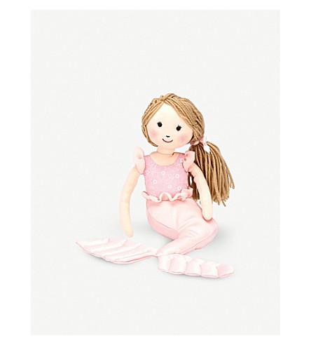 JELLYCAT Shellbelle Millie mermaid soft toy 19cm