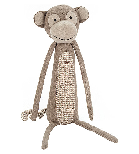 JELLYCAT Skandoodle monkey toy