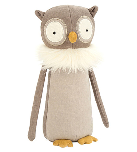 JELLYCAT Skandoodle Owl soft toy