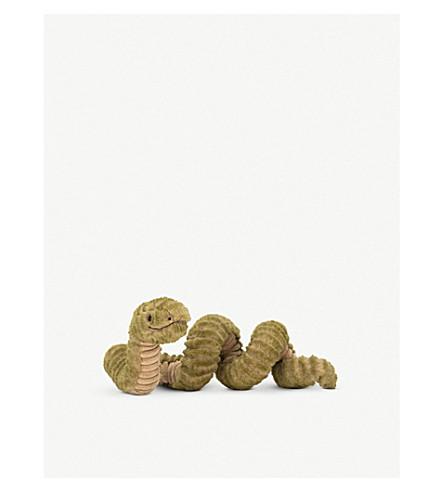 JELLYCAT 溜蛇小柔和玩具32 厘米