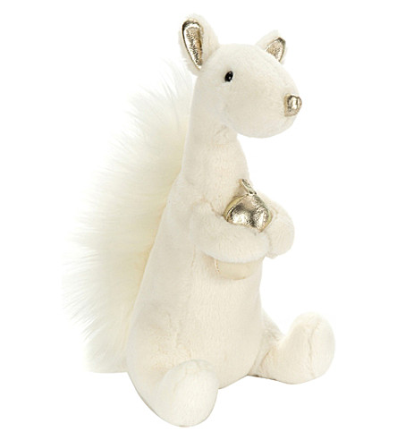 JELLYCAT Sparkle Squirrel soft toy