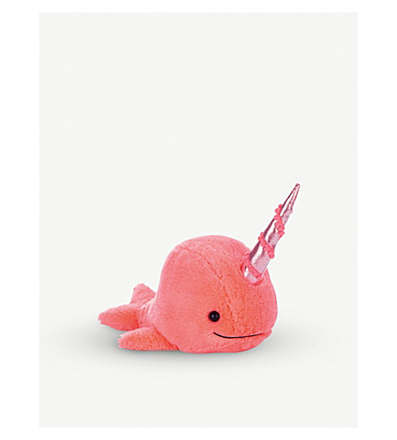 JELLYCAT Sea Sorbet Coral soft toy 23cm