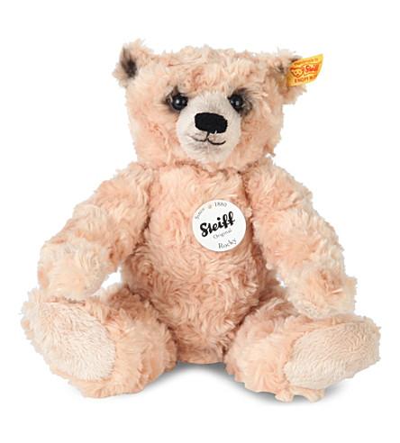 STEIFF Steiff rocky teddy bear