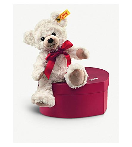 STEIFF 甜心泰迪熊盒22cm
