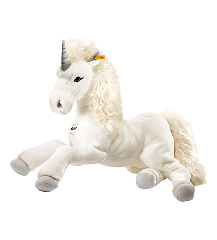 STEIFF Starly Dangling Unicorn soft toy 70cm
