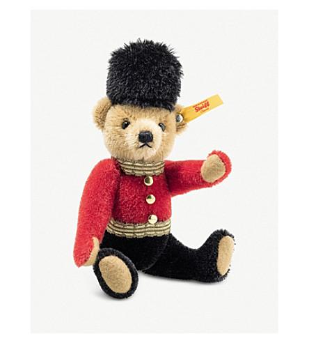 STEIFF Great Escapes London teddy bear in gift box 16cm
