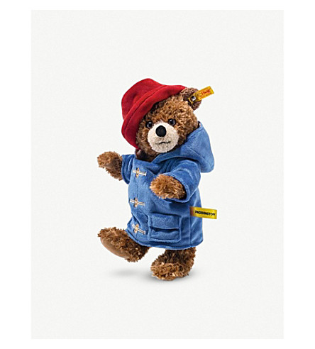 PADDINGTON BEAR Steiff Paddington Bear soft toy