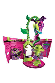 ZELF Venus flytrap hair salon playset