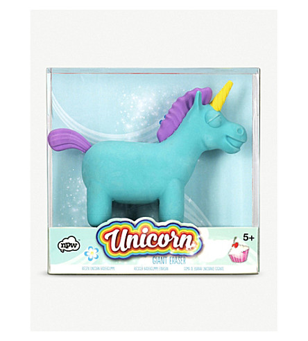 UNICORN UNIVERSE Giant unicorn eraser