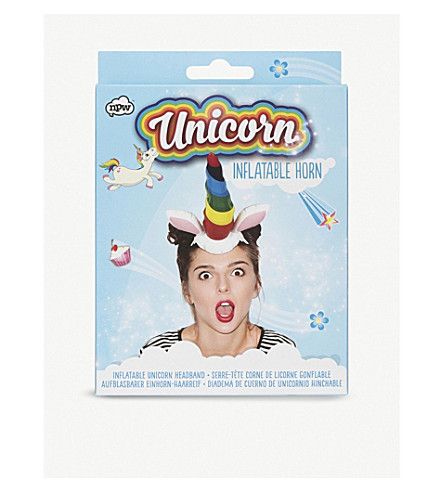 UNICORN UNIVERSE Unicorn inflatable unicorn horn