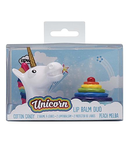 UNICORN UNIVERSE Unicorn lipbalm double pack