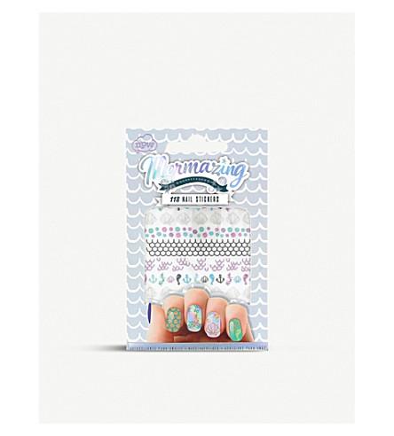 UNICORN UNIVERSE Mermazing nail stickers