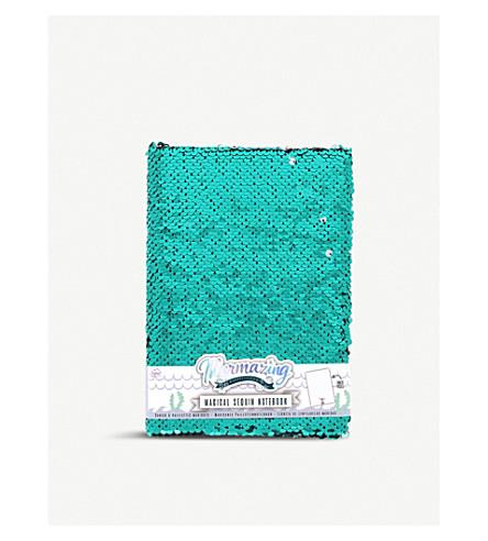 UNICORN UNIVERSE Mermazing scaly A5 notebook