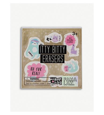 UNICORN UNIVERSE Famalam Mini Erasers