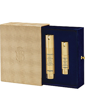 SISLEY Luxury Coffret Supremÿa and Supremÿa Yeux eyes gift set