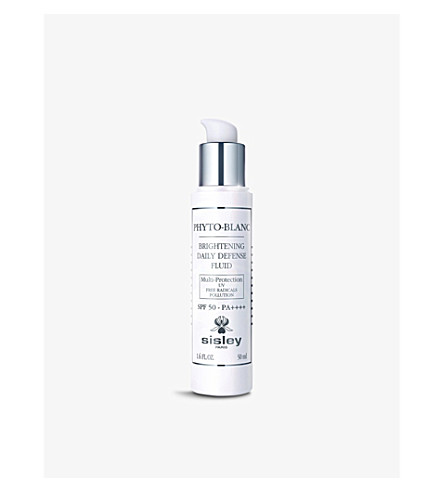 SISLEY Phyto-blanc bright defense fluid 50ml