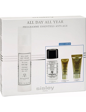 SISLEY All Day All Year Essentials Anti-Ageing Program