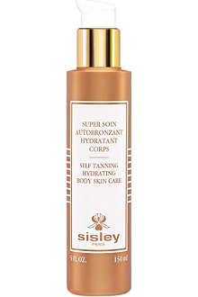 SISLEY Self tanning hydrating body skin care 150ml